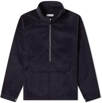 Pop Trading Company Corduroy Half Zip Jacket