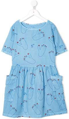 Bobo Choses Ape Me Up dress