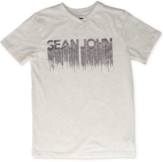 Sean John Big Boys Gold Drips Graphic T-Shirt
