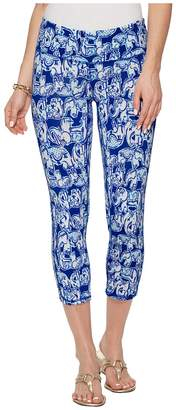 Lilly Pulitzer UPF 50+ Luxletic Weekender Crop Pant Women's Casual Pants
