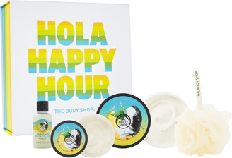 The Body Shop Online Only Pinita Colada Essentials Gift Set