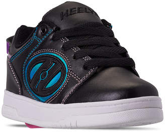 Heelys Little Girls' Voyager Wheeled Skate Casual Sneakers from Finish Line