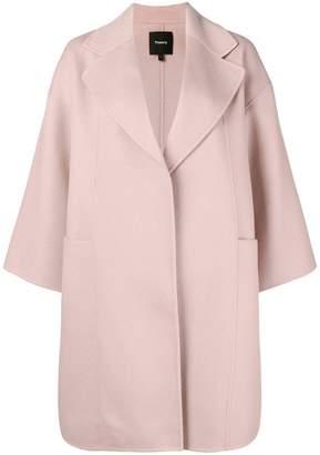 Theory kimono coat