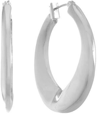 Liz Claiborne 35mm Hoop Earrings