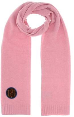Fendi Wool and cashmere scarf