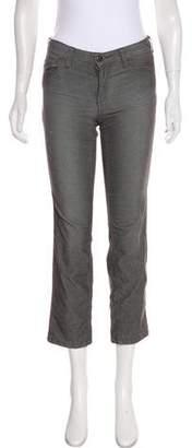 Joe's Jeans Corduroy Mid-Rise Pants
