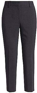 Theory Women's Treeca Wool Tailored Pants