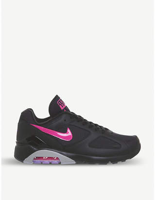 Nike 180 low-top mesh trainers