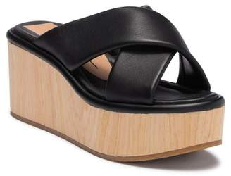 Dolce Vita Vinita Cross Strap Platform Sandal