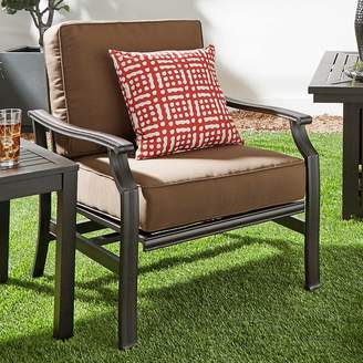 Homevance HomeVance Borego Patio Club Arm Chair