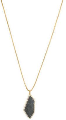 Louise Et Cie Long Pendant Necklace $78 thestylecure.com
