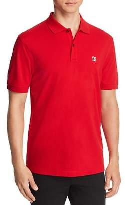 Tommy Hilfiger x Lewis Hamilton Logo Polo Shirt