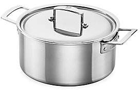 Zwilling J.A. Henckels Aurora 5.5-Quart Stainless Steel Dutch Oven