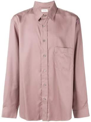 Lemaire plain button down shirt