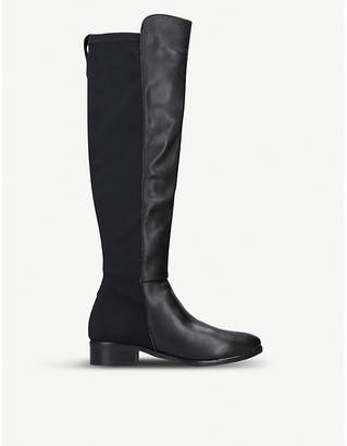 Carvela Comfort Vanessa leather knee-high boots