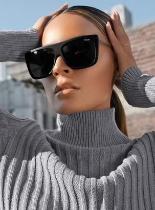 Quay X Desi OTL II Sunglasses Black/Smoke