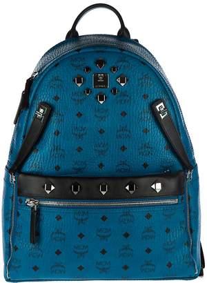 MCM women's rucksack backpack travel dual stark