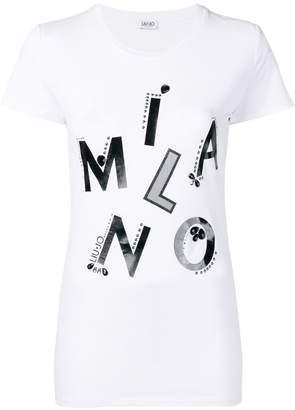 Liu Jo printed T-shirt
