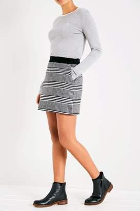 Jack Wills Hammerling Plaid A Line Skirt