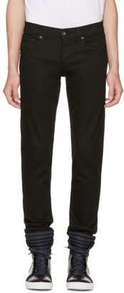 Rag & Bone Black Fit 1 BK Jeans