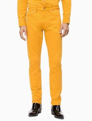 Calvin Klein autumn blaze overall jeans