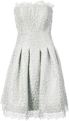 Rubin Singer strapless lace dress