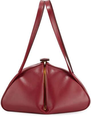 Rodo Calf Leather Top Handle Bag