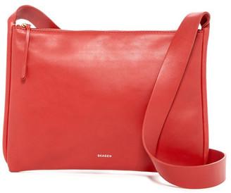 Skagen Anesa Leather Crossbody $175 thestylecure.com