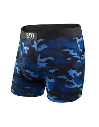 Saxx Movember Vibe Boxer Modern Fit Stache Collection