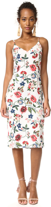re:named Summer Garden Midi Dress $62 thestylecure.com