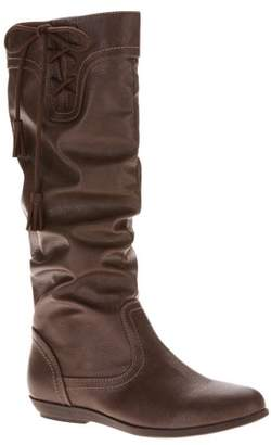 Faded Glory Womens Tall Slouch Boot