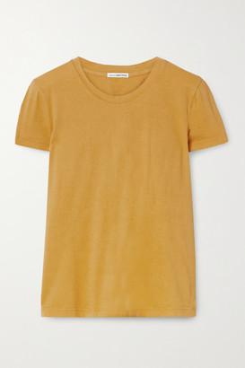 James Perse Vintage Little Boy Cotton-jersey T-shirt - Mustard