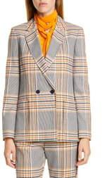 HUGO Ajanisa Windowpane Jacket