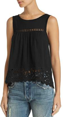 Generation Love Jordanna Lace-Detail Top