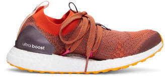 adidas by Stella McCartney Red and Orange UltraBOOST X Sneakers