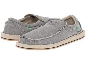 Sanuk Chiba TX Men's Slip on Shoes