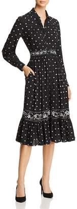 Kate Spade Bandana Print Shirt Dress