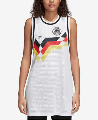 adidas Germany Soccer Tank Dress