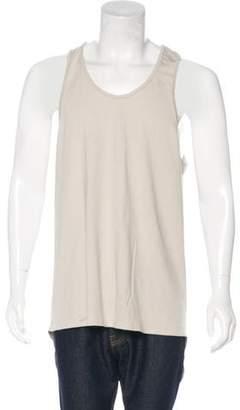 Fear Of God 2016 Longline Sleeveless T-Shirt