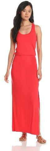 Splendid Women's Waisted Maxi Dress