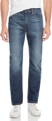 Levi's 513 Straight Slim Fit Jeans