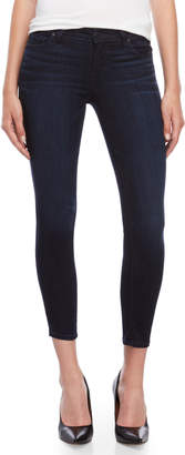 Paige Surge Verdugo Cropped Skinny Jeans