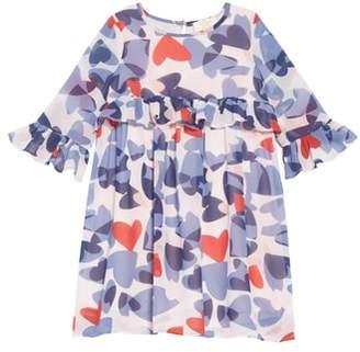 Kate Spade Confetti Hearts Dress
