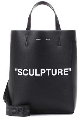 Off-White Leather tote