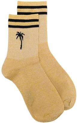 MSGM (エムエスジーエム) - MSGM パームツリー 靴下