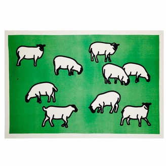 Plinth Sheep