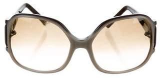 Marni Square Oversize Sunglasses