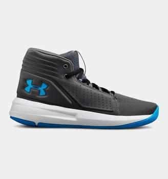 Under Armour Boys' Grade School UA Torch Mid Basketball Shoes