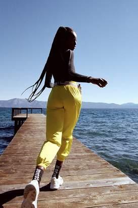 Urban Outfitters Ashley Nylon Jogger Pant