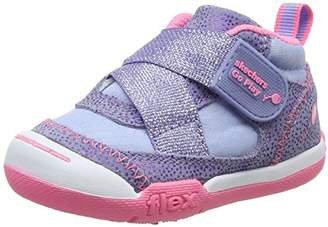 Skechers Girls' Flex Play-Early Start Trainers,5 (22 EU)